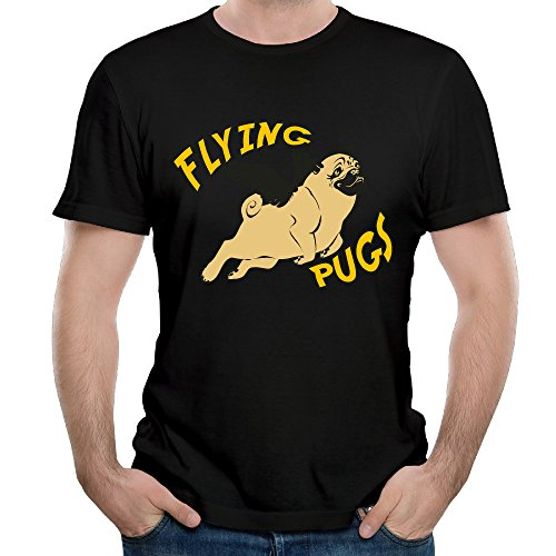 Flying Angle Pugs Men's - India Versace Clothing