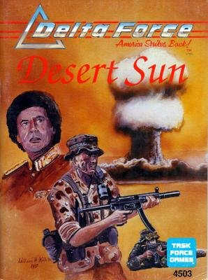 Desert Sun (Delta Force RPG) - Delta Sun