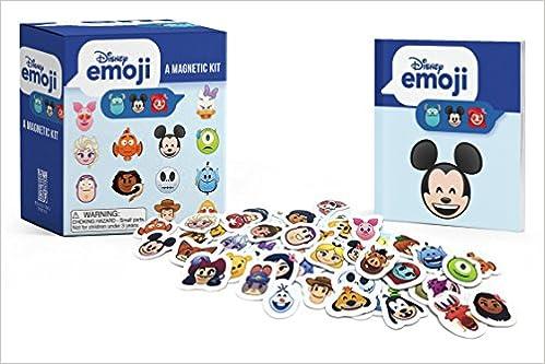 Amazon Fr Disney Emoji A Magnetic Kit Disney Livres