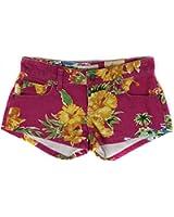Ralph Lauren Denim & Supply Women's Island Floral Mini-Short Sz 25