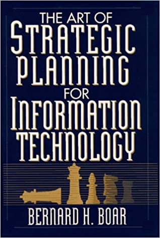 Amazon the art of strategic planning for information technology the art of strategic planning for information technology crafting strategy for the 90s 1st edition fandeluxe Gallery