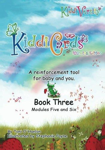 Download KiddiVersity KiddiCards Rhyming Edition Modules Five and Six PDF