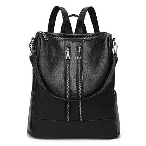 Aoligei Collège vent sac sac à dos femme épaule fashion Ladies sac de loisirs