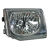 Right RHS Headlights Lamp Fits For Pajero NH NJ NK