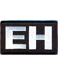 EH Canada Canadian FUN Embroidered Motorcycle MC Club Biker Vest Patch PAT-2473