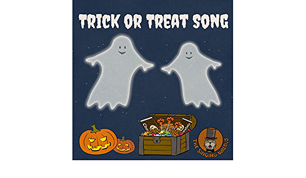 Trick Or Treat Song Instrumental By The Singing Walrus On Amazon Music