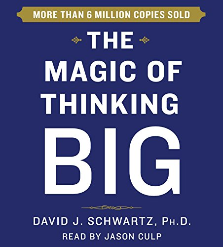 The Magic of Thinking Big (Power Of Positive Thinking On Cd compare prices)