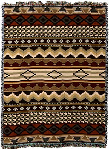 "Pure Country Weavers ""Domingo Blanket"" Tapestry Throw"