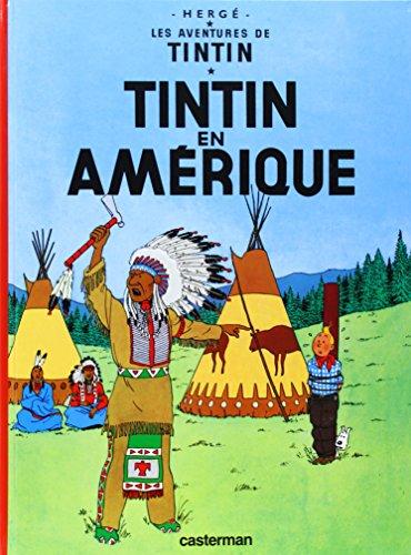 Les Aventures de Tintin: Tintin en Amerique  [Herge] (Tapa Dura)
