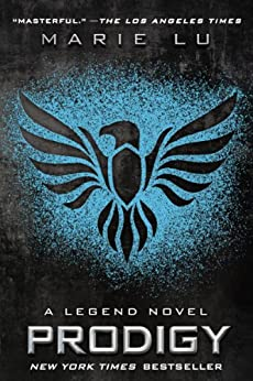 Prodigy (A Legend Novel, Book 2) by [Lu, Marie]