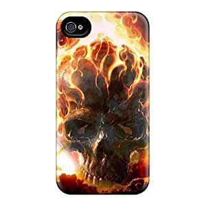 DanielleCantwell Design High Quality Ghost Rider Covers Cases With Excellent Style For Iphone 6