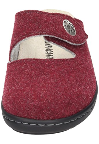 Dr. Brinkmann Dames Pantolette Rood 701095-41 Rood