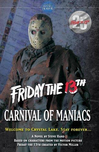 Download Friday the 13th: Carnival of Maniacs pdf epub