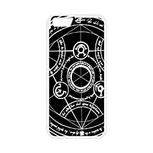 FullMetal Alchemist iPhone 6 4.7 Inch Cell Phone Case White 91INA91553867