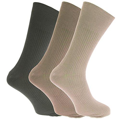 Diabetic Casual Socks - 3