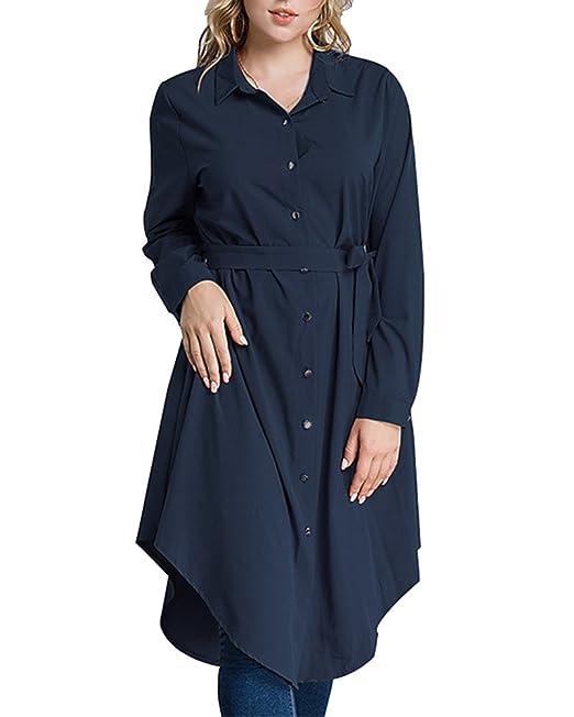 Camisas Tallas Grandes Mujer Blusas Camisas Largas Camisas De Fiesta Vestidos De Fiesta Manga Larga Camisa