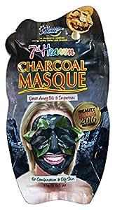 7Th Heaven Facial Masks, Charcoal Masque, 5 Ounce