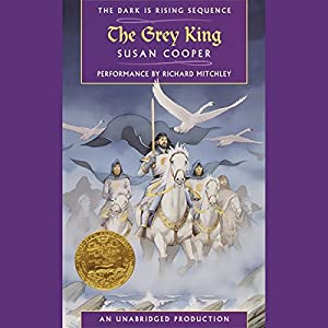 The Grey King Hörbuch