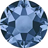 2000, 2038 & 2078 Swarovski Flatback Crystals Hotfix Montana | SS20 (4.7mm) - Pack of 1440 (Wholesale) | Small & Wholesale Packs | Free Delivery