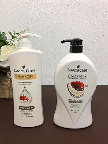 Rose Milk Skin Care Lotion - 4