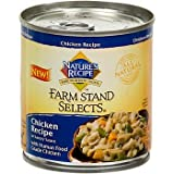 Nature's Recipe Farm Stand Selects Chicken Recipe Canned Dog Food, My Pet Supplies
