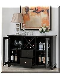 Bar Cabinets Amazon Com