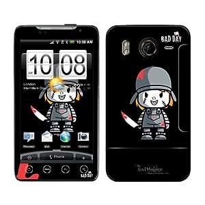B 0045-0066-0001 Bad Guy Diabloskinz Skin para HTC Desire HD