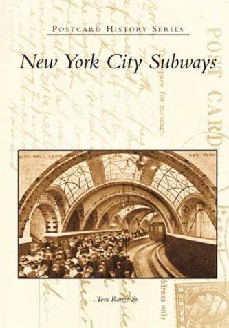New York City Subway   (NY)  (Postcard - Subway City New Ny York