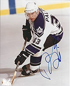 Autographed Ziggy Palffy 8x10 Los Angeles Kings Photo