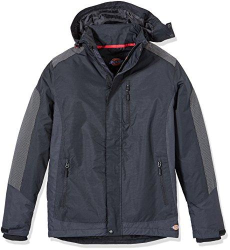 Dickies Mens Workwear Thornley Jacket Black JW7007B Black