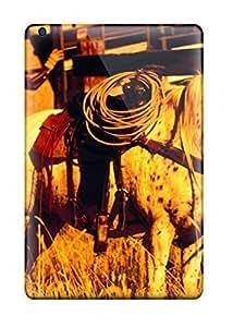 Pretty KCuLePp1373xAmON Ipad Mini/mini 2 Case Cover/ Horse Picture Series High Quality Case