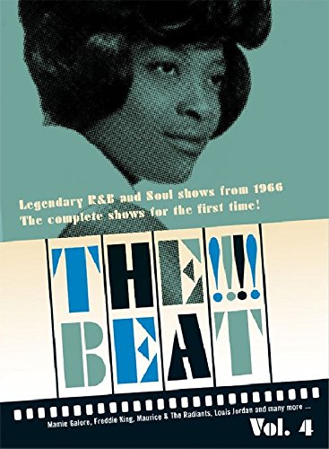Price comparison product image The !!!! Beat: Legendary R&B and Soul Shows From 1966 Volume 4 (Shows 14-17)