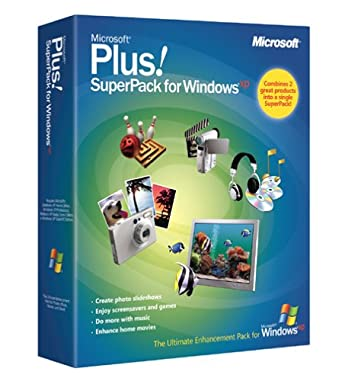 Microsoft Plus! Superpack For Windows Xp [Old Version