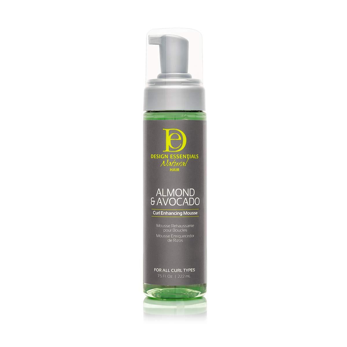 Design Essentials Mousse Best Setting Cream For Hair