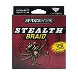 Spiderwire Stealth Superline Spools (Moss Green, 500 Yards/8-Pound), Outdoor Stuffs