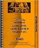 Kubota L3350 Tractor Service Manual