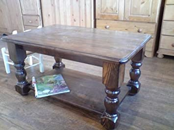 Wye Pine Ft X Ft Coffee Table Finish Unfinished Stain - 4ft coffee table