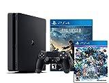Playstation Slim 1TB Console + Final Fantasy XV Day One + World of Final Fantasy Day One Bundle + Fidget Spinner ( 4 - Items )