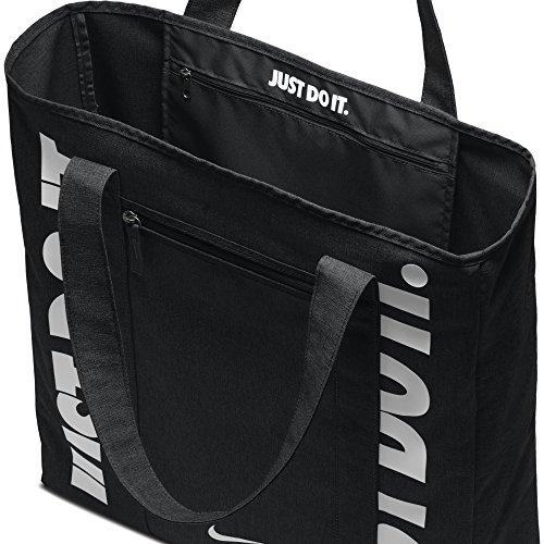 Gym white black Black Kapuzenpullover Damen Nike