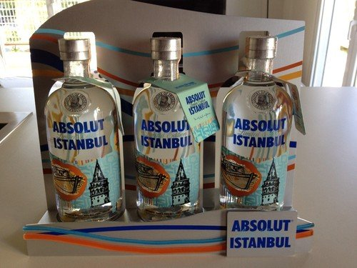 absolut-vodka-istanbul-collectible-bottle
