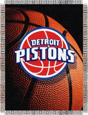 y Officially Licensed NBA Detroit Pistons 48