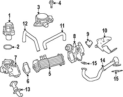 Mercedes Egr Valve Diagram