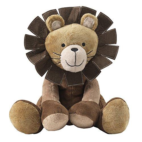 Noahs Ark Plush (Bedtime Originals Two By Two Brown Plush Lion, Leo)