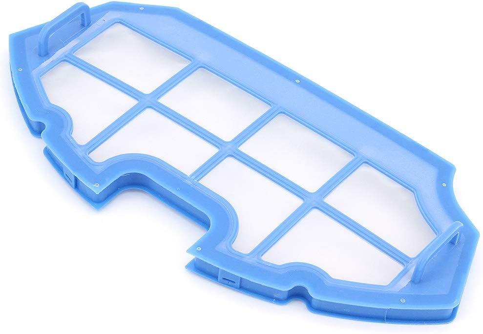 6 filtros 1 Filtro primario 6 cepillos Laterales 5 Toallitas de Microfibra Paquete de 1 cepillos Principales DingGreat Accesorios para Robot Aspirador Cecotec Conga Excellence 990