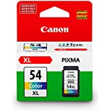 Cartucho Tinta, Canon, CL-54 XL COLORIDA CL-54 XL, Multicor