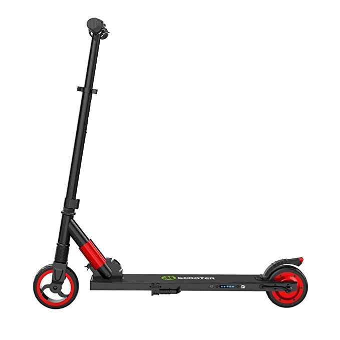 Greatideal Patinete eléctrico Super Light Kick Scooter Ultra ...