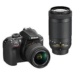 Nikon D3400 DSLR Camera...