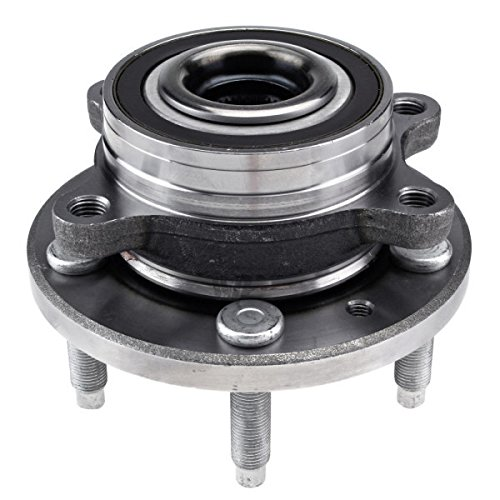 Price comparison product image WJB WA512460 Front and Rear Wheel Hub Bearing Assembly (Cross Reference: Timken HA590446 / Moog 512460 / SKF BR930809)