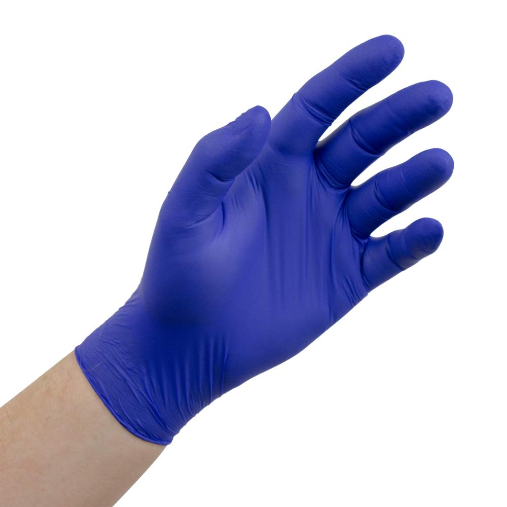 Microflex Cobalt N19 Nitrile Gloves Size Extra Small Ansell N190
