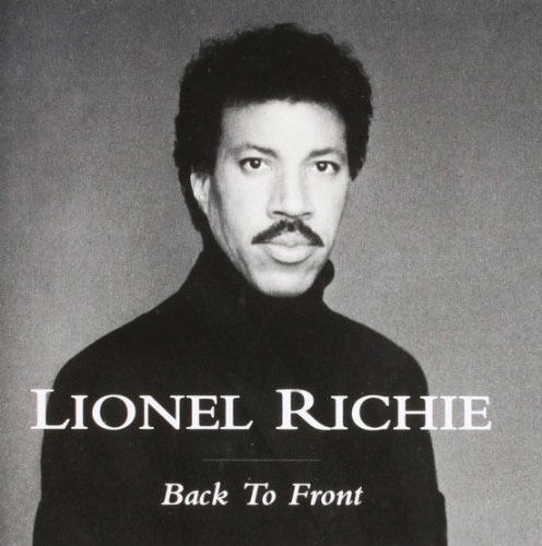Lionel Richie: Back to Front (Audio CD)